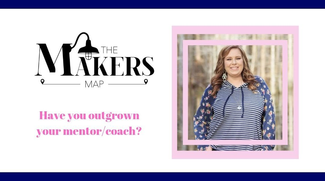 Outgrown your Coach or Need a New Mentor?