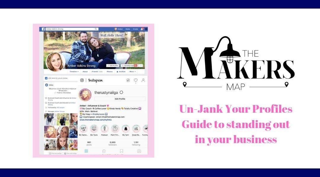 Un-Jank Your Social Profiles