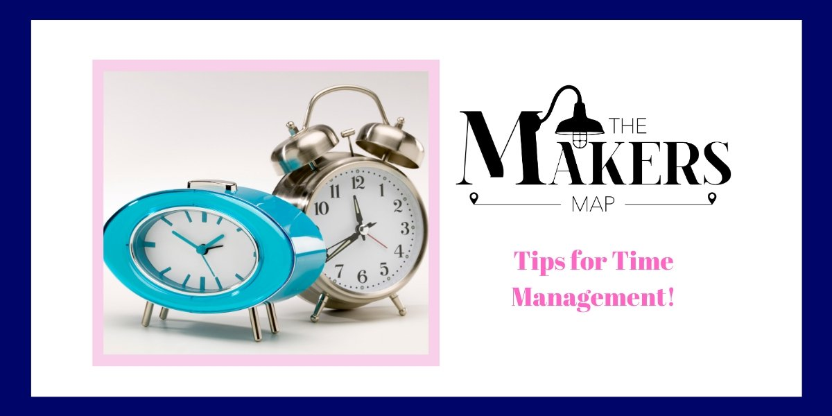 Tips to Manage Your Time!