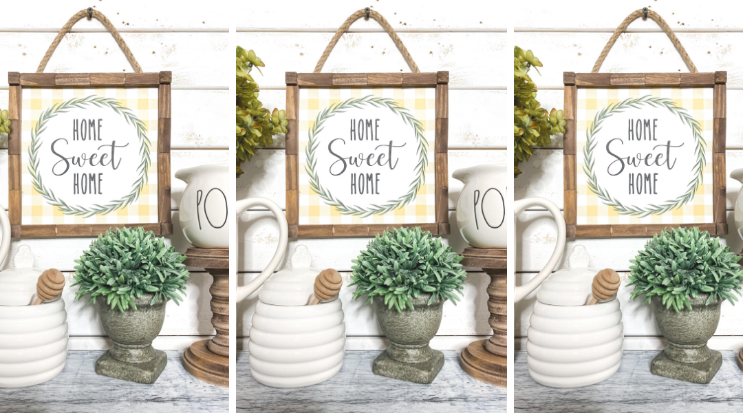 Free Home Sweet Home Printable's