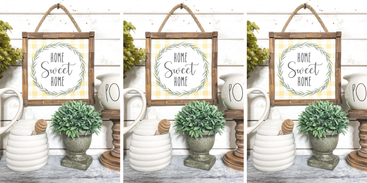 Free Home Sweet Home Printables