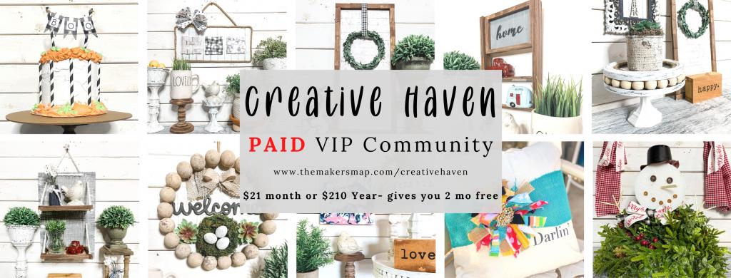 Creative Haven Craft Membership Group