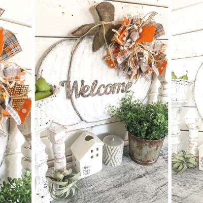 Free DIY Pumpkin Template Printable