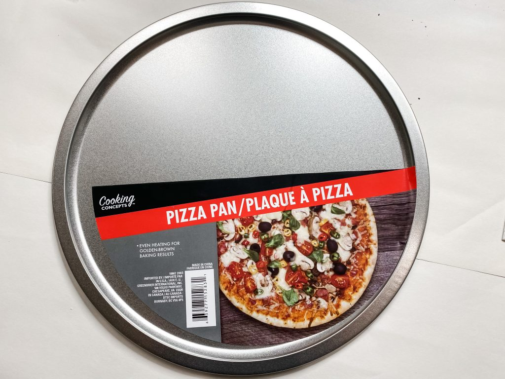 How To Make Dollar Tree Pizza Pan Christmas Diy