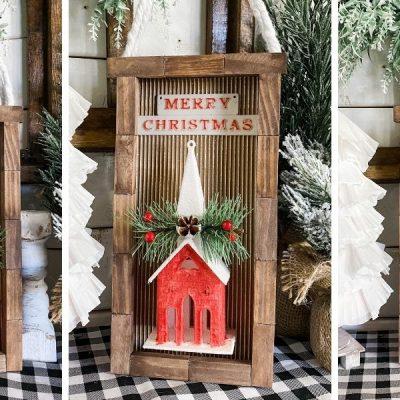 12 Dollar Tree DIY Christmas Decor Inspirations