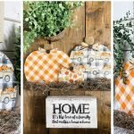 fall pumpkin decor diy