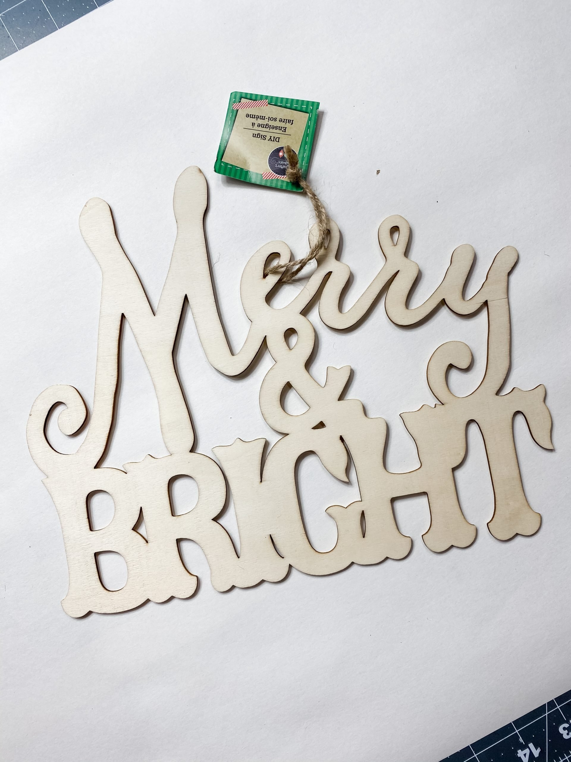 dollar tree merry and bright