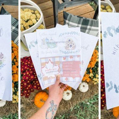 Friendsgiving Free Printables 2020 Thanksgiving Ideas