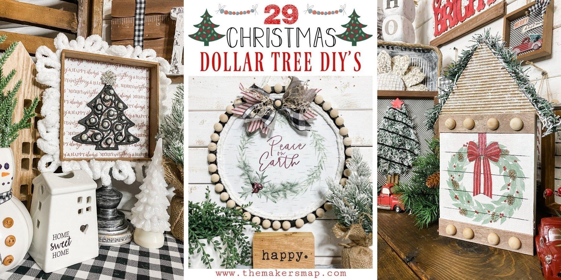 29 Easy DIY Christmas Decor Ideas