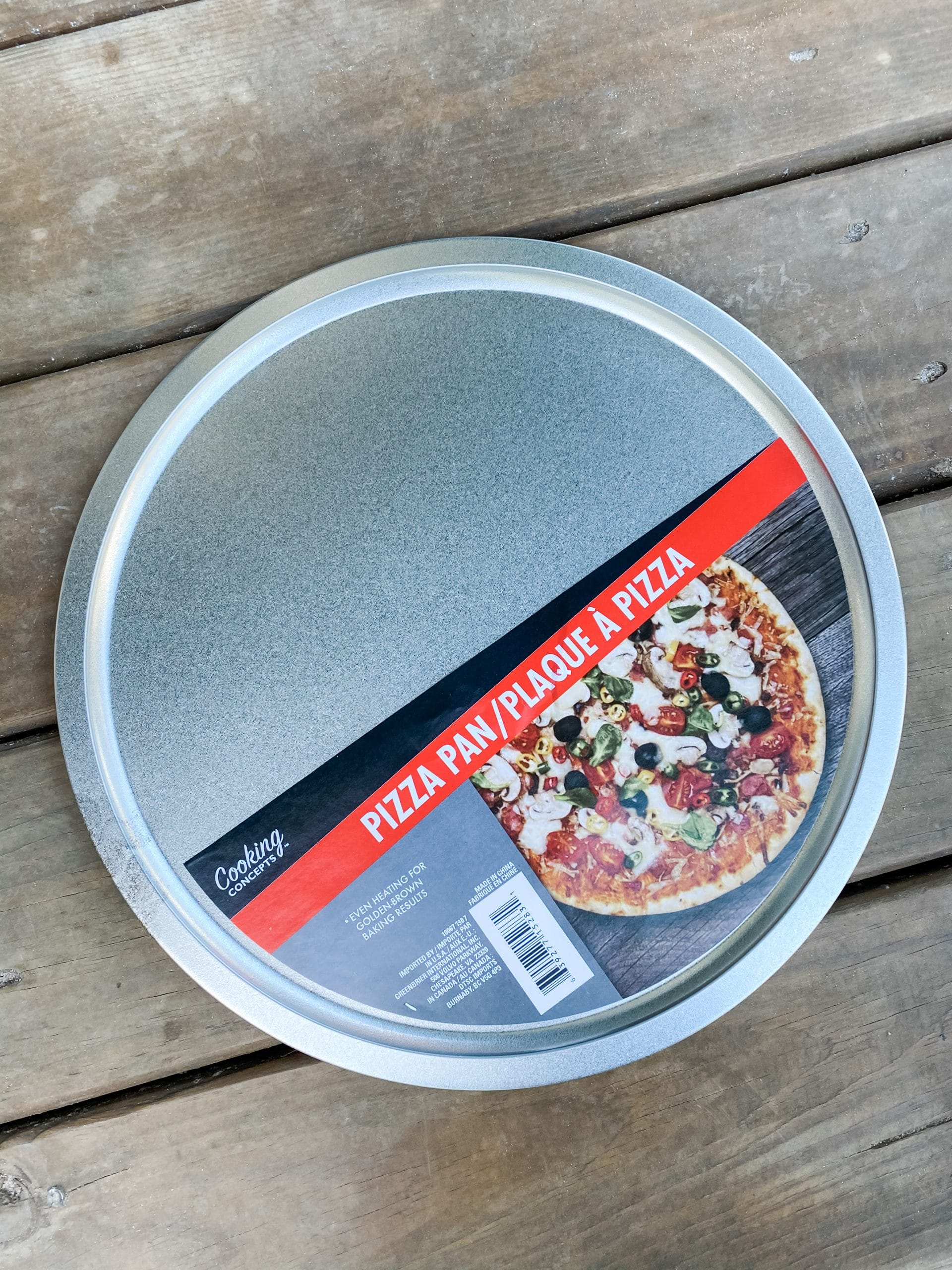 Pizza Pan Christmas Decor Dollar Tree DIY