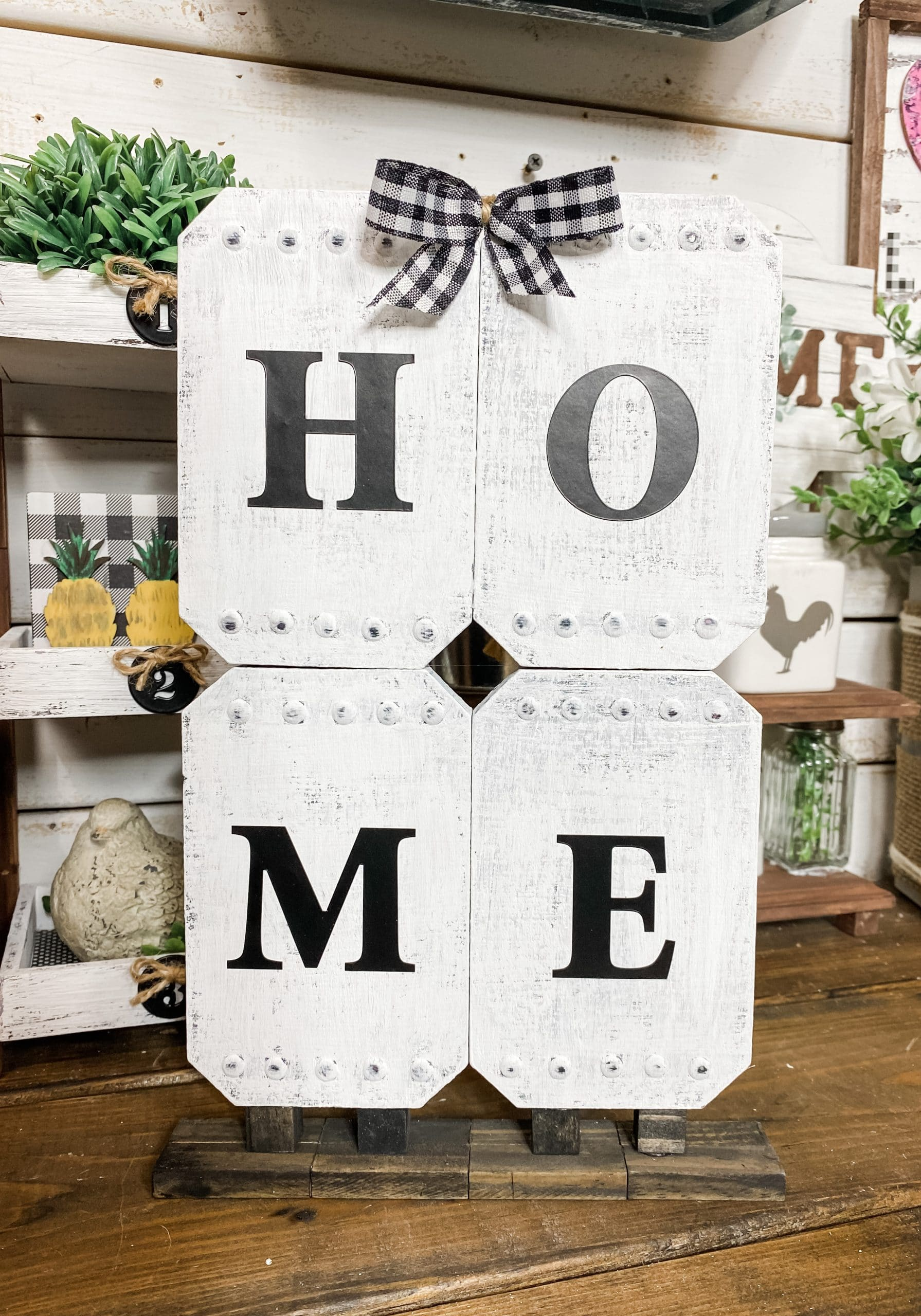 24 Farmhouse Decor DIY Ideas