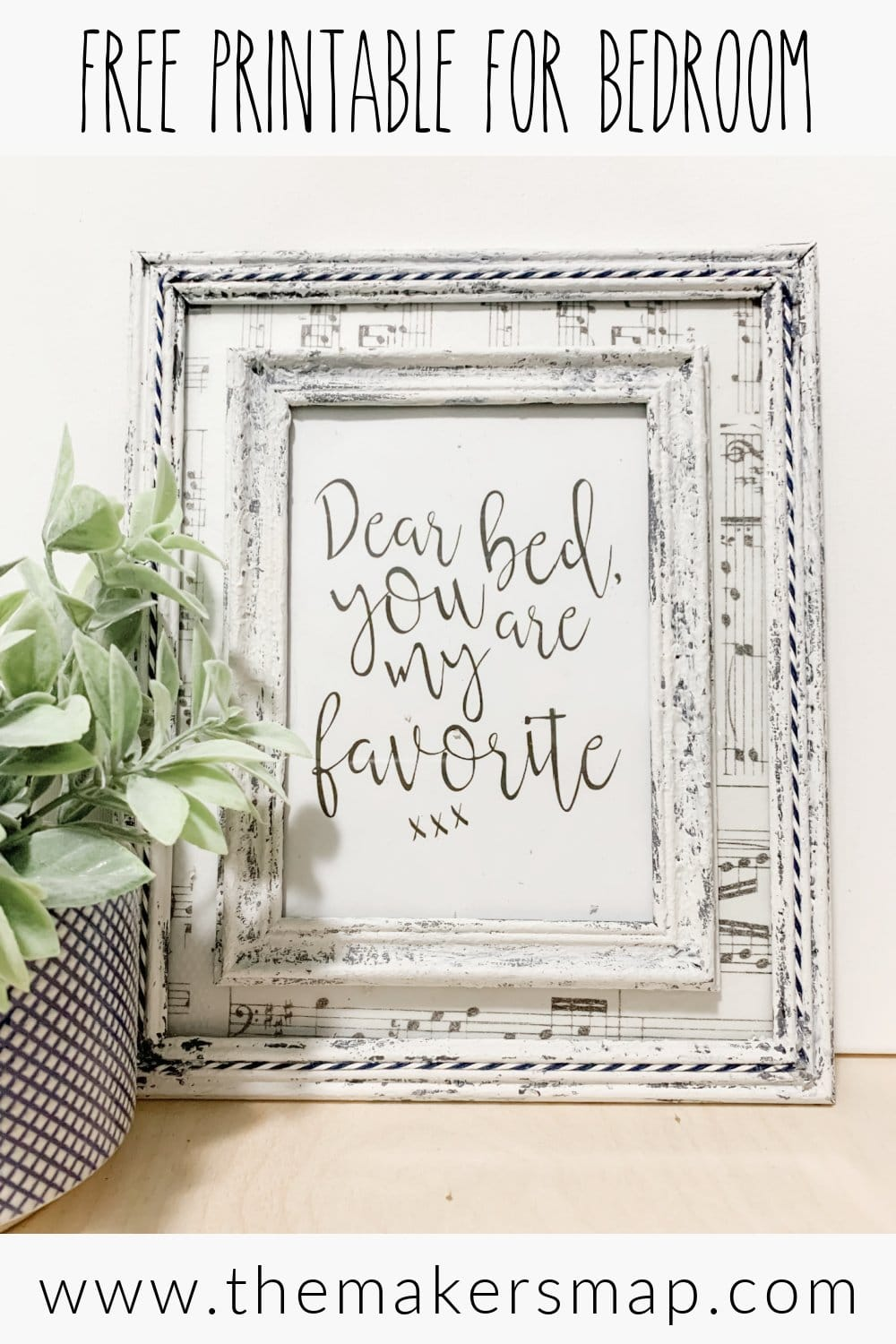 free printable to craft with or make home decor affordable bedroom decor prints