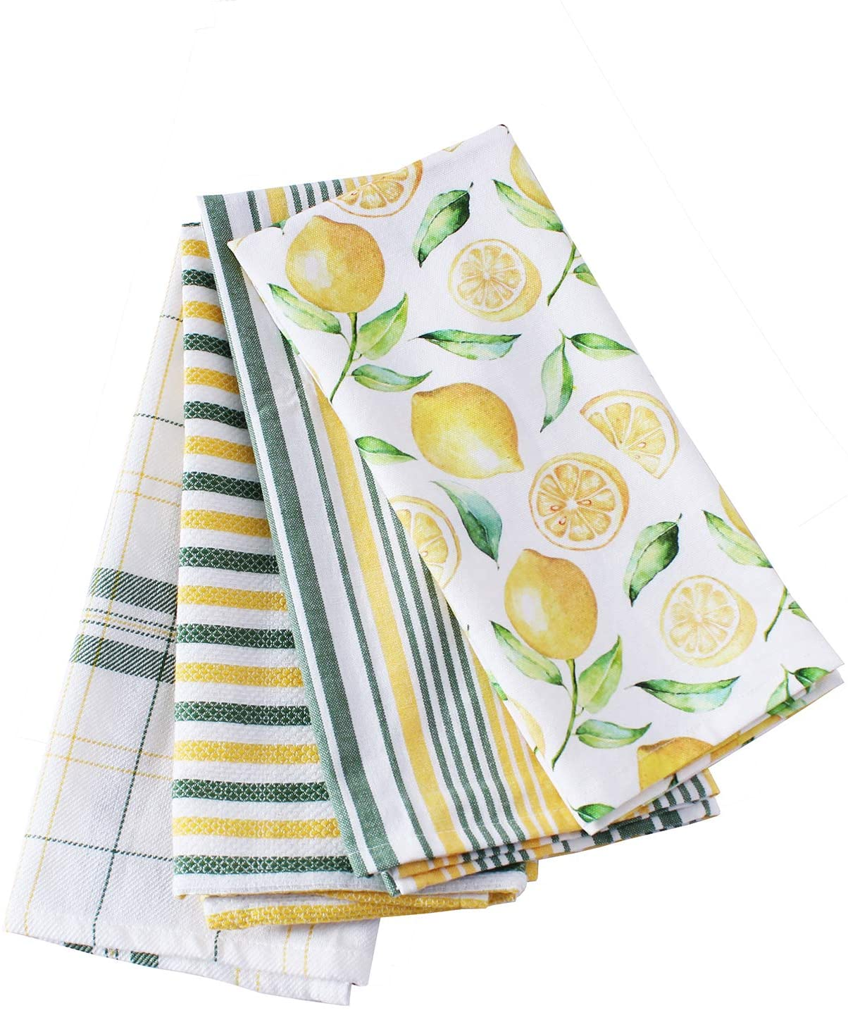 16 Perfect Mother's Day Gift Ideas lemon tea towels